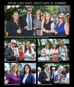 MHP Solicitors staff at Clare Law Association summer meeting 2018